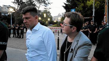 Policja inwigiluje Obywateli RP i Ryszarda Petru. Mamy nagranie
