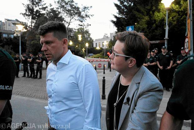 Policja inwigiluje Obywateli RP i Ryszarda Petru. Mamy nagranie - miniatura