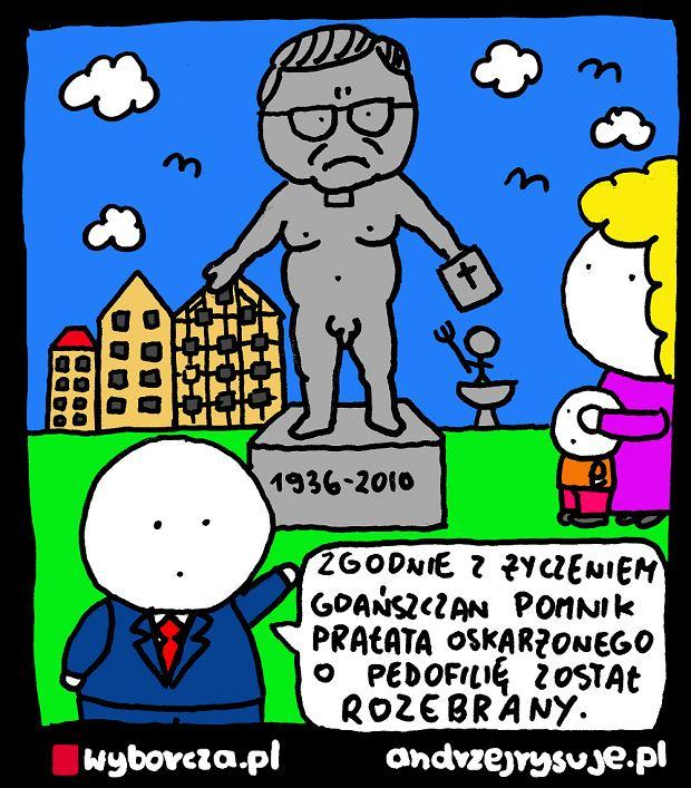 Andrzej Rysuje   JANKOWSKI - Andrzej Rysuje   7.12.2018 -