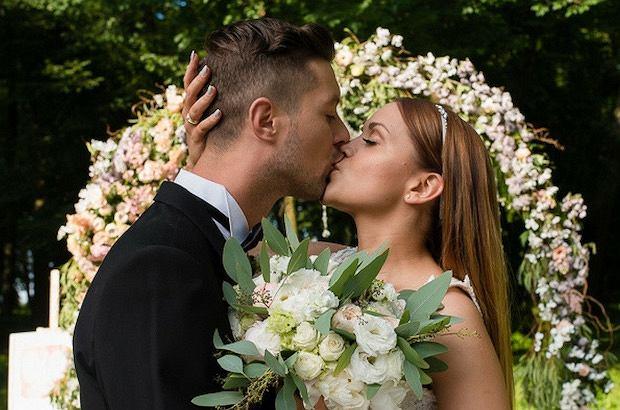 Dominika Gawęda i Maciej Szczepanik wzięli ślub