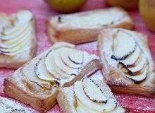 Ciastka francuskie z jabłkiem - ugotuj
