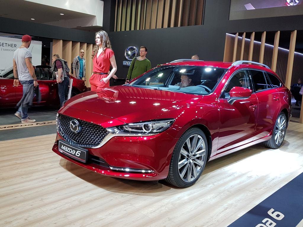 Mazda na Poznań Motors Show 2018