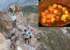 Potrawka z kurczaka. Chicomocha Run w Kolumbii - Zdjęcia