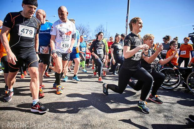 Zdjęcie numer 74 w galerii - Otwarcie sezonu biegowego w Łodzi.