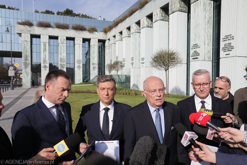 Politycy PO złożyli trzy protesty wyborcze