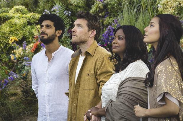 Kadr z filmu 'Chata'