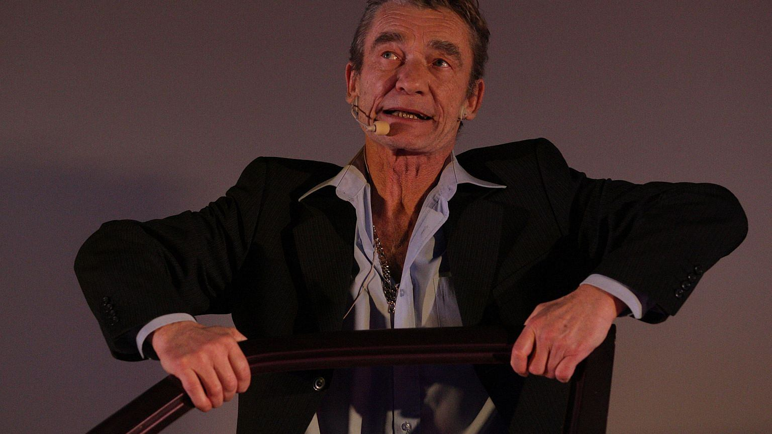 Krzysztof Kiersznowski w 2012 roku