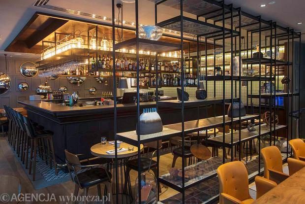 Zdjęcie numer 3 w galerii - Designerskie wnętrze i autorskie menu - taka jest restauracja INK przy ul. Stągiewnej
