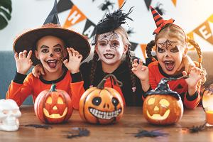 Makijaż na Halloween dla dzieci- jak się przygotować do zabawy w stylu Trick or treat?