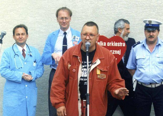 Wielka Orkiestra Świątecznej Pomocy, 1993