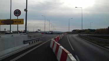 Zmiana organizacji ruchu na węźle Łódź Północ, autostrada A1 i A2