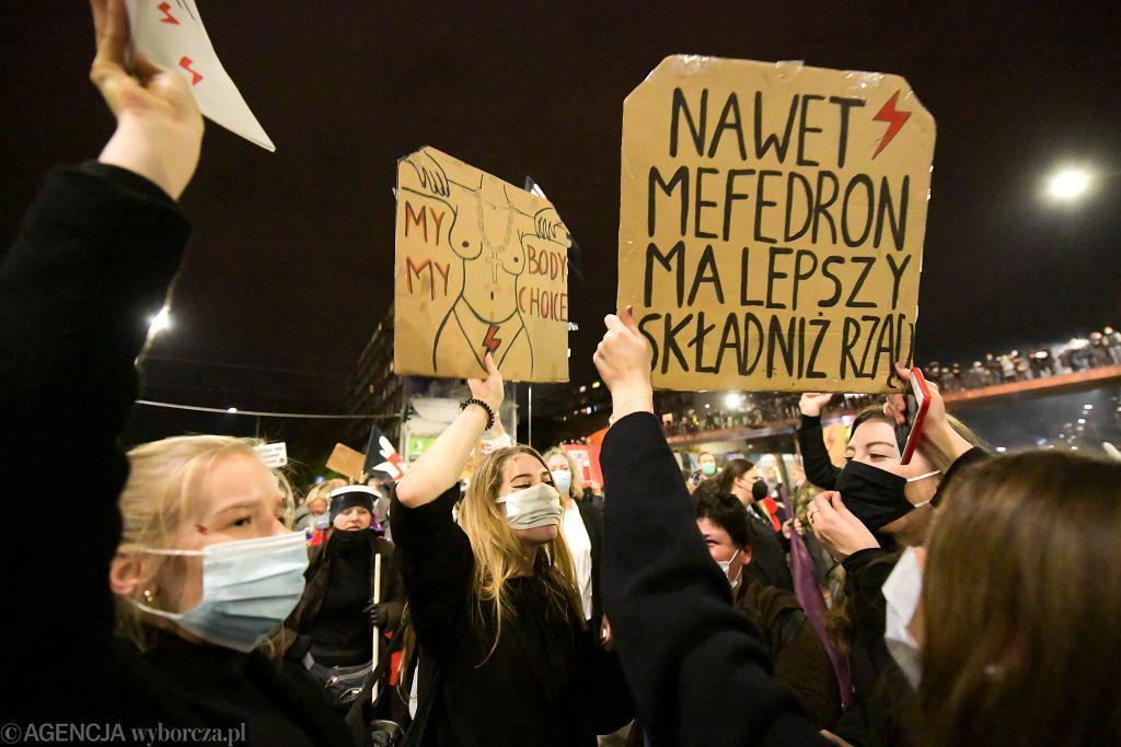 Strajk kobiet - Wrocław
