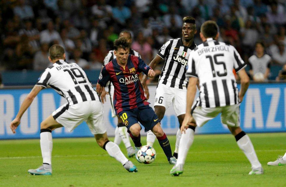 Stec Messi Załatwił Nas Wszystkich