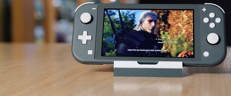Wiedźmin 3 na konsoli, która mieści się w kieszeni? Testujemy Nintendo Switch Lite [TOPgadżet]