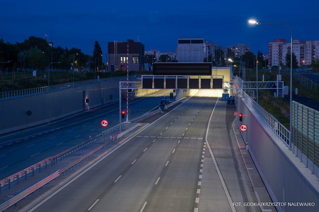 S2 Południowa Obwodnica Warszawy (POW), odcinek na Ursynowie