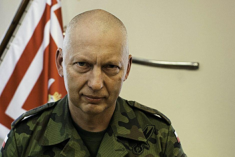 Gen. Sławomir Różański