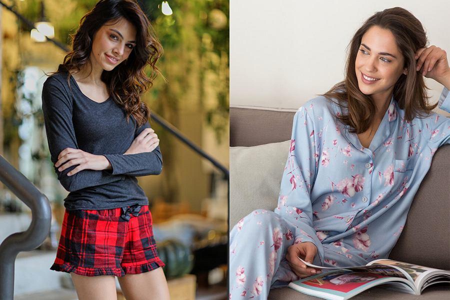 Wygodna piżama damska