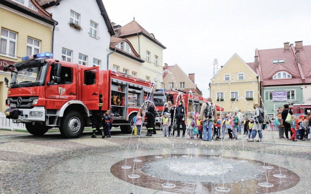 Dzień Strażaka w Polkowicach (fot. Paweł Paździor)