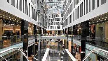 Sklepy w centrum handlowym Plac Unii