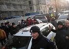 Akcja taksówkarzy: Wystawiali policji kierowców Ubera