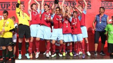 Wojewódzki finał piłkarskiego turnieju Coca Cola Cup