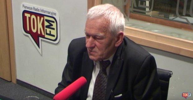 Kornel Morawiecki w studiu radia TOK FM