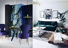 Kanapy i fotele w szlachetnych kolorach