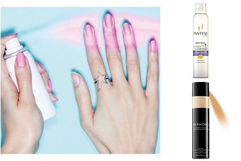 Kosmetyki w spray, których się nie spodziewasz