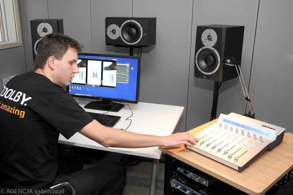 Siedziba firmy Dolby Digital