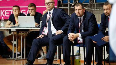 Trener Wojciech Wieczorek