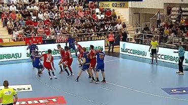Mecz Dinamo Bukareszt - Łomża Vive Kielce