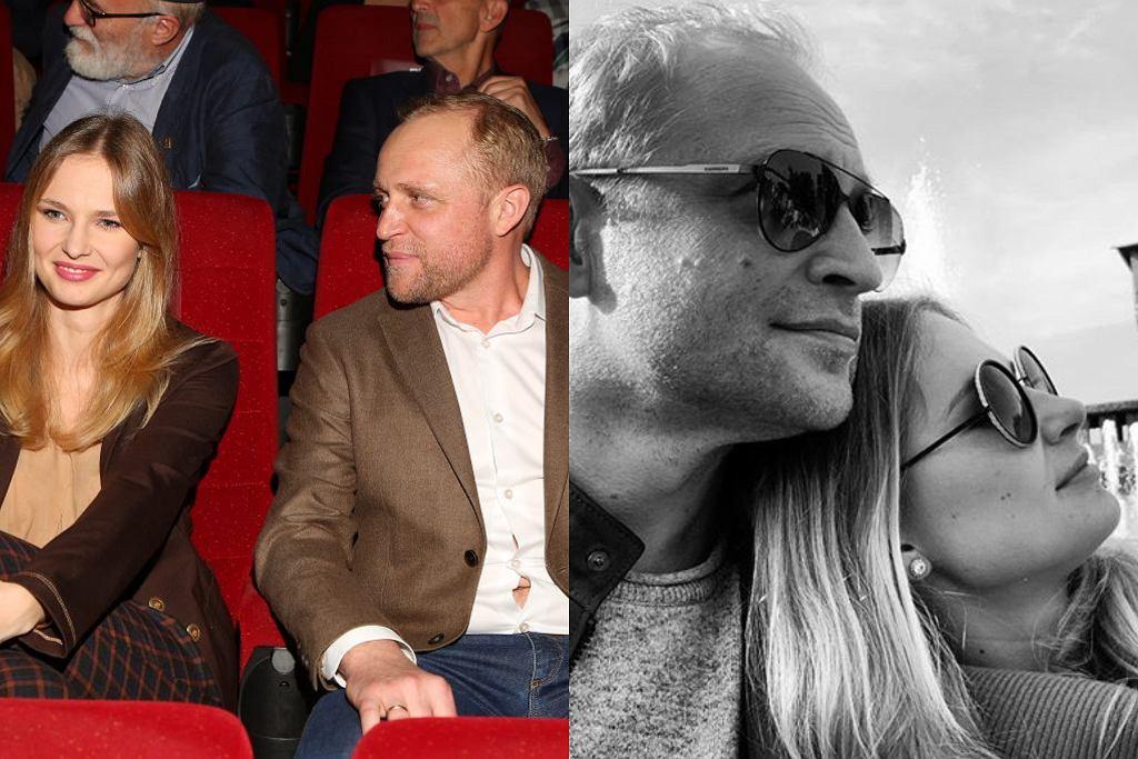 Karolina Szymczak i Piotr Adamczyk
