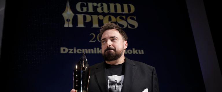 Nagrody Grand Press rozdane. Tomasz Sekielski Dziennikarzem Roku 2019