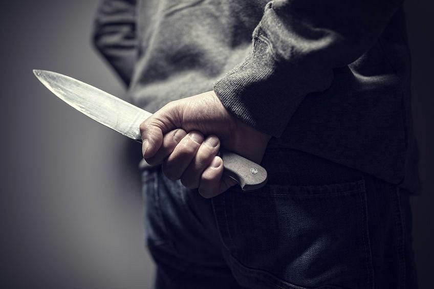 Nóż (zdjęcie ilustracyjne)