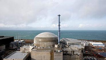 Wybuch w elektrowni jądrowej w Flamanville we Francji