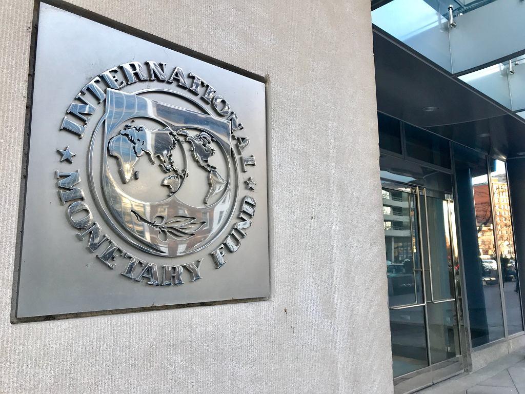 Międzynarodowy Fundusz Walutowy, siedziba w Waszyngtonie, USA.