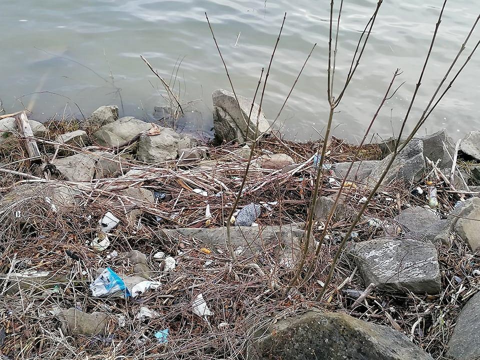 Zdjęcie numer 3 w galerii - Przerażający widok. Na brzegach pięknych beskidzkich jezior leżą tony śmieci [ZDJĘCIA]