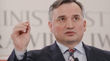 Zbigniew Ziobro, 2021 r.
