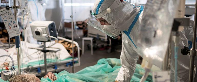 Lubelskie. W siedmiu szpitalach zabrakło łóżek dla pacjentów z COVID-19