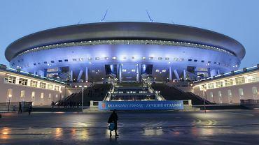 Stadion Kriestowskij to na co dzień dom Zenita Sankt-Petersburg. Modernizacja stadionu zakończyła się w tym roku. Koszt powstania obiektu pochłonął już około 43 mld rubli. Pojemność: 68 134.