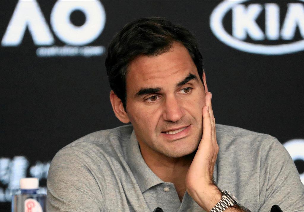 Australian Open. Roger Federer po półfinale z Novakiem Djokoviciem