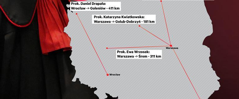 Delegacje prokuratorów. PK mija się z prawdą? W Jarosławiu nie ma wakatu