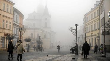 Nowe normy smogowe rządu w ogniu krytyki.