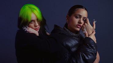 Billie Eilish i Rosalia