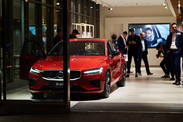 Polska premiera nowego Volvo S60
