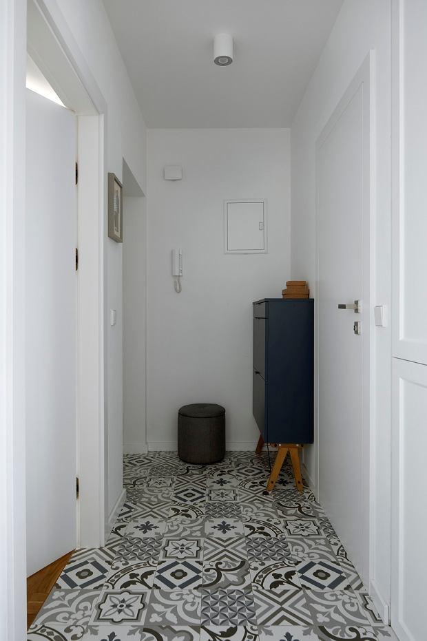 Mieszkanie w warszawskiej kamienicy