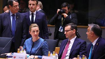 Budżetowy szczyt UE