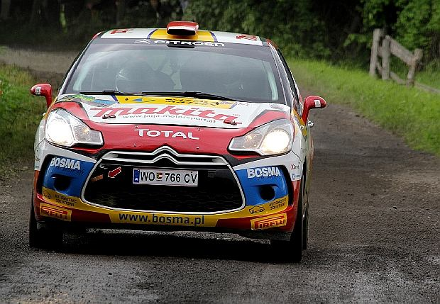 Citorën Racing Trophy Polska |59. Rajd Wisły
