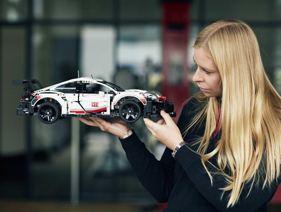 LEGO, Porsche 911 RSR