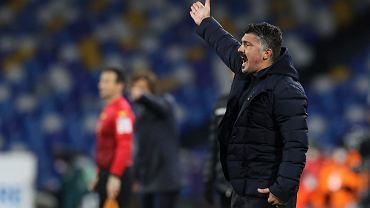 Gennaro Gattuso nie wytrzymał! Piłkarz Napoli wyrzucony z treningu